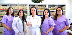 Jennifer Pham DDS, the team